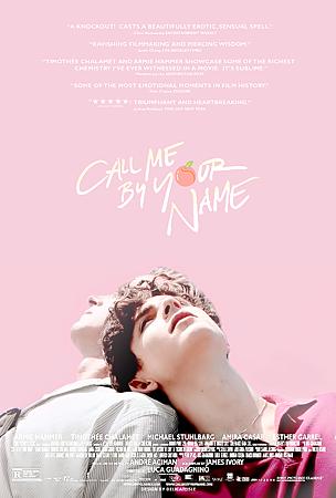 以你的名字呼喚我