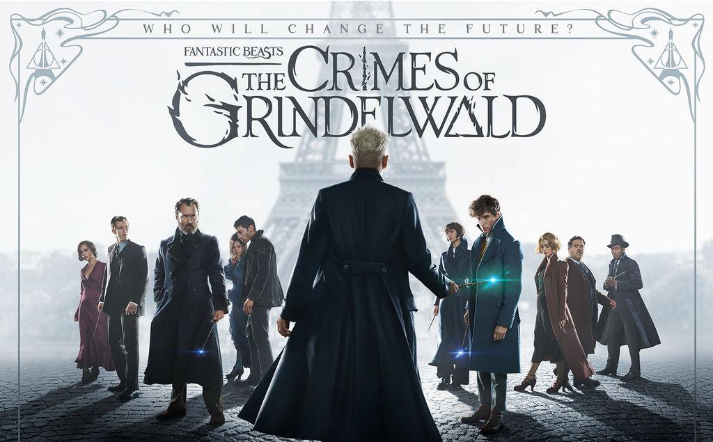 怪獸與葛林戴華德的罪行