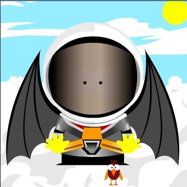 南方-space man.JPG