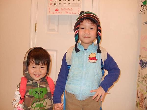 再一天的胡搞瞎搞:準備探險的Dora和Diego