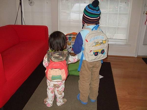 以及他們的神奇背包