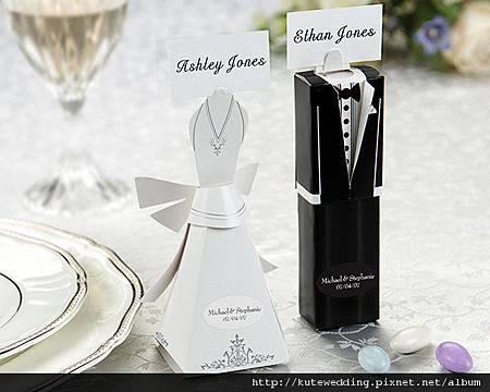 新郎新娘 喜糖盒