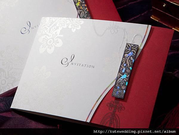 可艾婚禮 時尚設計 創意進口喜帖