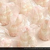 結婚蛋糕蠟燭 可艾婚禮小物