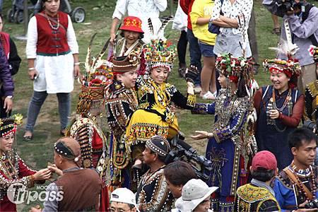 南島族群婚禮儀式