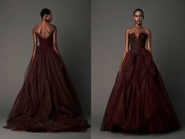 Vera Wang 2013 Bridal Look6
