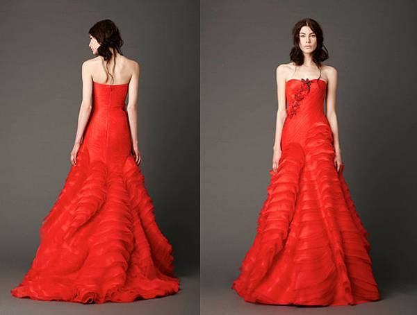 Vera Wang 2013 Bridal Look8