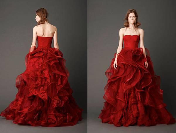 Vera Wang 2013 Bridal Look10