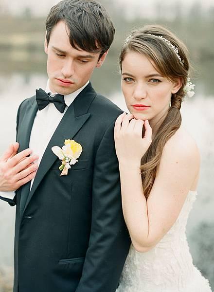 飢餓遊戲主題婚禮&婚紗