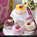 蛋糕購物袋 可艾婚禮小物