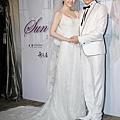 孫協志、韓瑜結婚