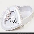 幸福之鴿相框珠寶盒  可艾婚禮小物