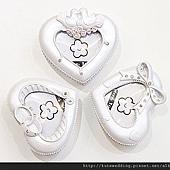 蝴蝶結相框珠寶盒 可艾婚禮小物
