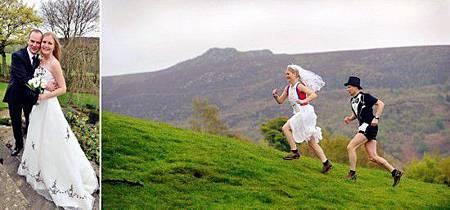 全球顛覆傳統的創意婚禮