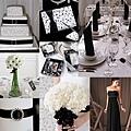 黑與白的婚禮