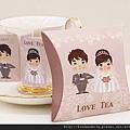 西式喜茶囍茶 茶包組  可艾婚禮小物