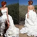 廁紙婚紗大賽2