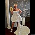 廁紙婚紗大賽4