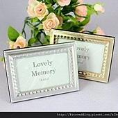 婚禮小相框 可艾婚禮小物