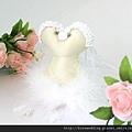 可艾婚禮小物 馬甲香包