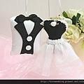 可艾婚禮小物 結婚新人香包