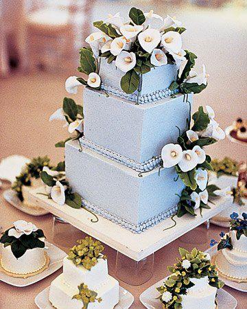 海芋結婚蛋糕