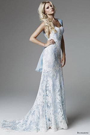 blumarine-2013-bridal-collection-blue-white-lace-wedding-dress-straps