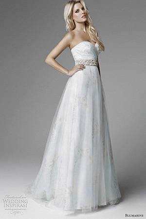 blumarine-2013-bridal-collection-light-pale-blue-printed-wedding-dress