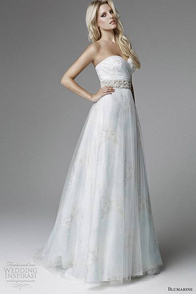 blumarine-2013-bridal-collection-light-pale-blue-printed-wedding-dress