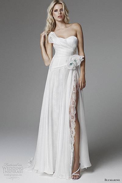 blumarine-2013-wedding-dresses-with-high-slit-one-shoulder