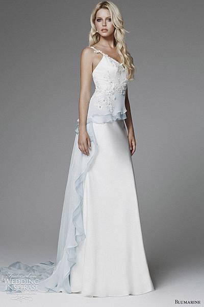 blumarine-bridal-2013-ombre-peplum-wedding-dress