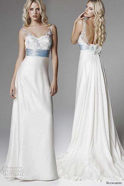 blumarine-bridal-2013-sleevless-illusion-straps-light-blue-wedding-dress