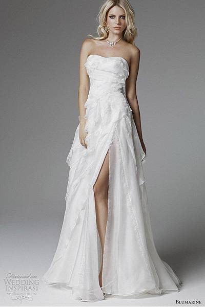 blumarine-wedding-dresses-2013-strapless-gown-thigh-high-slit