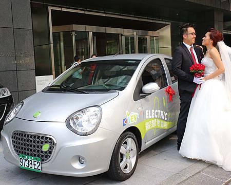 tobe 國內首發 領先全球之低碳婚禮