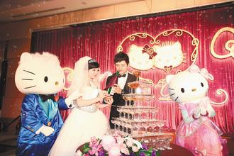 漢來Kitty Wedding