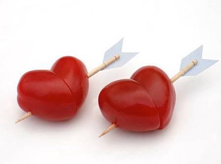 心型櫻桃番茄