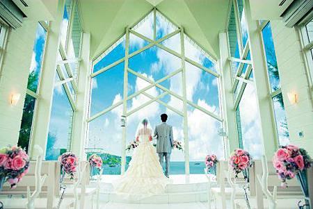 沖繩度假婚禮