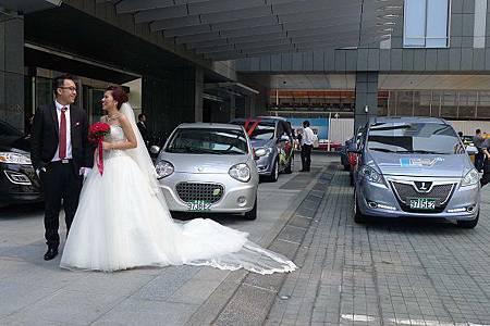 低碳婚禮 結婚禮車