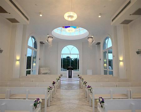 宜蘭水教堂