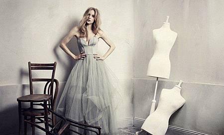 H&M環保衣料晚禮服系列