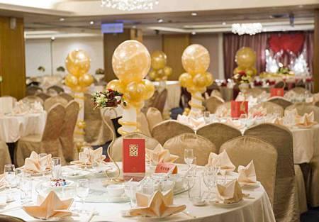凱撒飯店婚宴