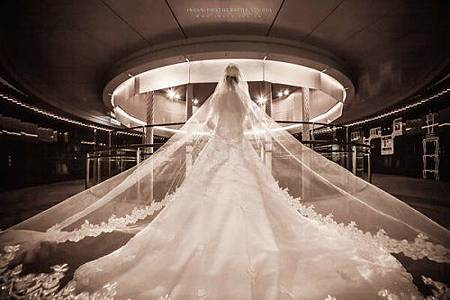 101觀景台首度開放拍婚紗