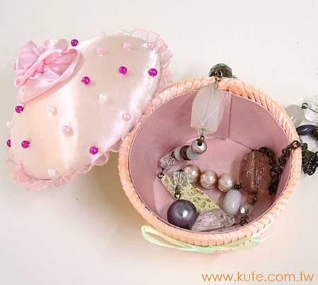可艾婚禮小物_杯子蛋糕珠寶盒