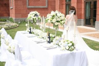維多麗亞首場戶外婚禮體驗會