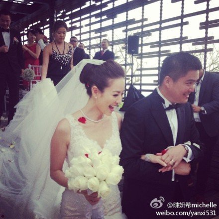 林牧潔長跑13年 峇里島浪漫出嫁