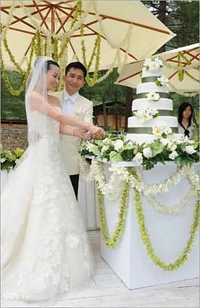 劉嘉玲梁朝偉結婚五周年