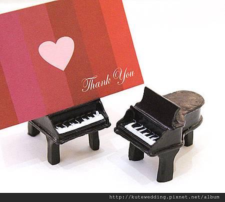 鋼琴謝卡座
