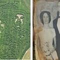 結婚照變玉米田迷宮