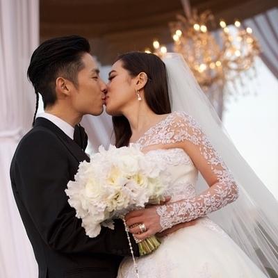 吳建豪婚禮照