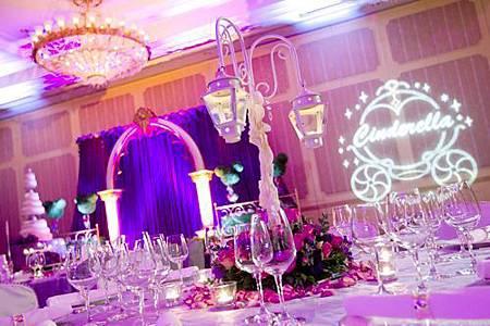 香港迪士尼婚禮
